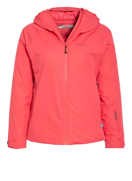 me°ru' Outdoor-Jacke BLENHEIM, Farbe: HELLROT (Bild 1)