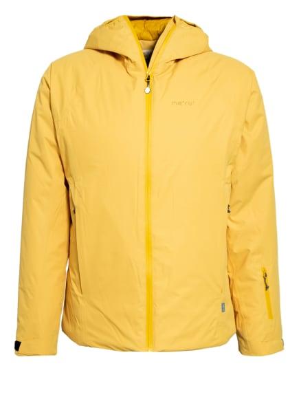 me°ru' Outdoor-Jacke BLENHEIM, Farbe: GELB (Bild 1)