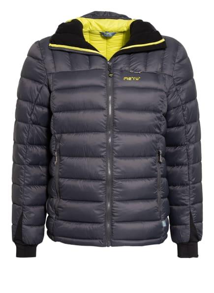 me°ru' Outdoor-Jacke HAWERA, Farbe: DUNKELGRAU (Bild 1)