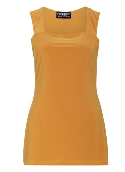 FRANK LYMAN Top, Farbe: DUNKELGELB (Bild 1)