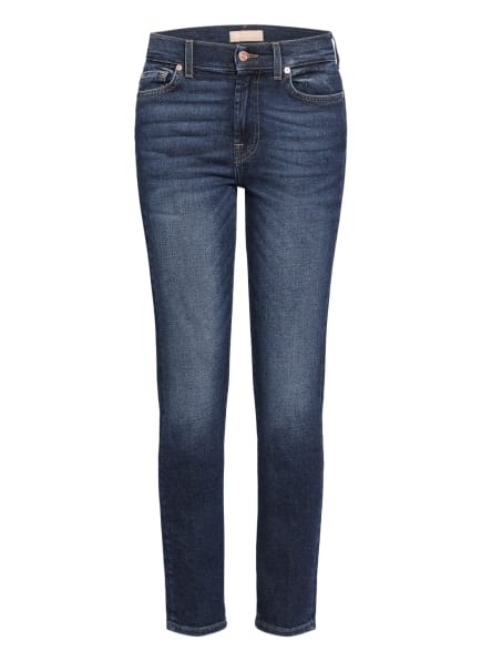 7 for all mankind Jeans ROXANNE, Farbe: Luxe Vintage Right On DARK BLUE (Bild 1)
