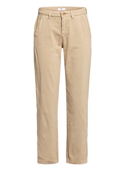 7 for all mankind Chino, Farbe: BEIGE (Bild 1)