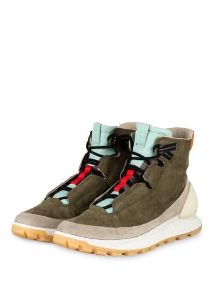 ECCO Hightop-Sneaker ECCO EXOSTRIKE M, Farbe: OLIV (Bild 1)
