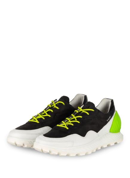 ECCO Sneaker ECCO EXOSTRIKE M, Farbe: SCHWARZ/ WEISS (Bild 1)