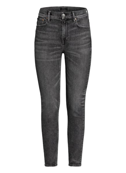 POLO RALPH LAUREN 7/8-Jeans, Farbe: 001 GREY (Bild 1)