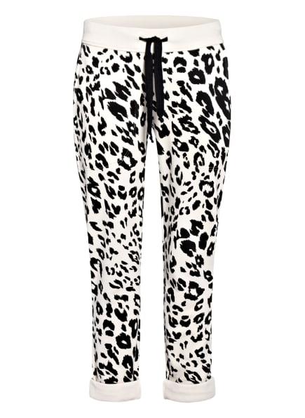 Juvia Sweatpants, Farbe: ECRU/ SCHWARZ (Bild 1)