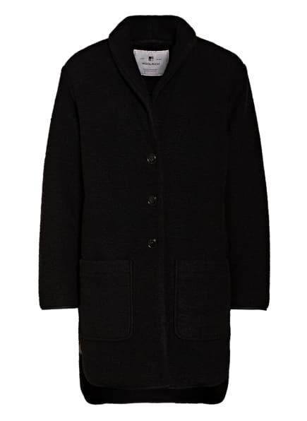 WOOLRICH Mantel GENTRY mit Wolle, Farbe: SCHWARZ (Bild 1)