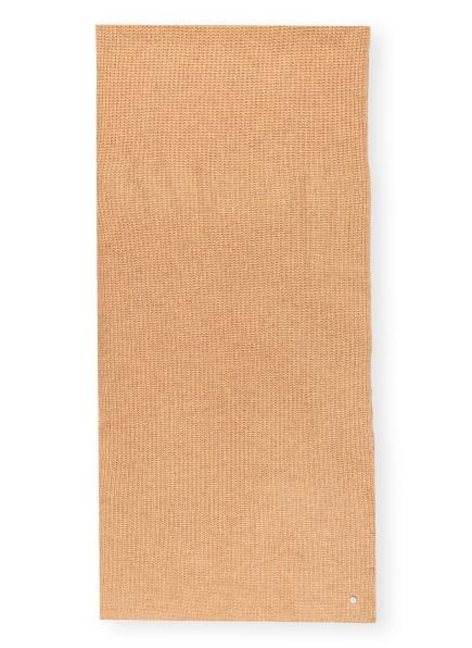 CODELLO Schal, Farbe: CAMEL (Bild 1)