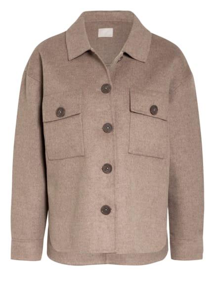 Mrs & HUGS Overjacket, Farbe: TAUPE (Bild 1)