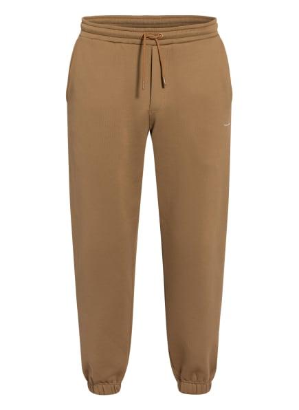 HOLZWEILER Sweatpants FLEASER, Farbe: KHAKI (Bild 1)