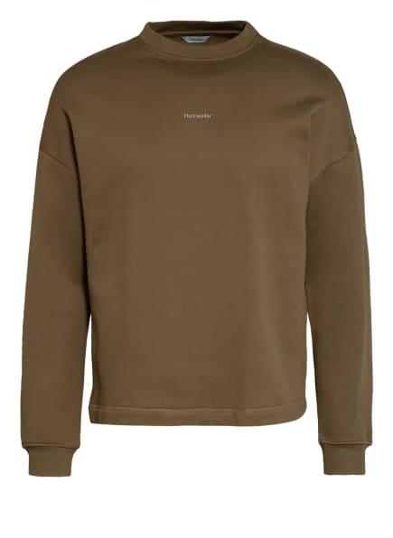 HOLZWEILER Sweatshirt FLEA, Farbe: CAMEL (Bild 1)