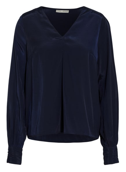 InWear Blusenshirt GINNA, Farbe: DUNKELBLAU (Bild 1)