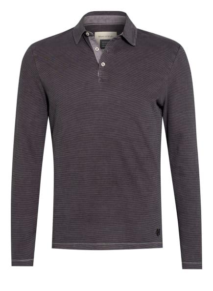 Marc O'Polo Jersey-Poloshirt , Farbe: GRAU (Bild 1)