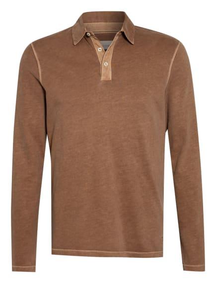 Marc O'Polo Poloshirt, Farbe: CAMEL (Bild 1)