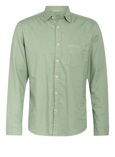 Marc O'Polo Hemd Regular Fit, Farbe: MINT (Bild 1)