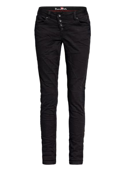 Buena Vista Jeans MALIBU, Farbe: SCHWARZ (Bild 1)