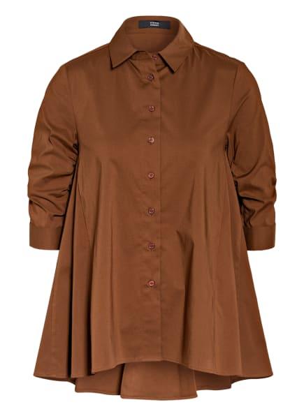 STEFFEN SCHRAUT Hemdbluse, Farbe: BRAUN (Bild 1)