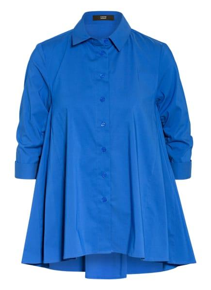 STEFFEN SCHRAUT Hemdbluse, Farbe: BLAU (Bild 1)