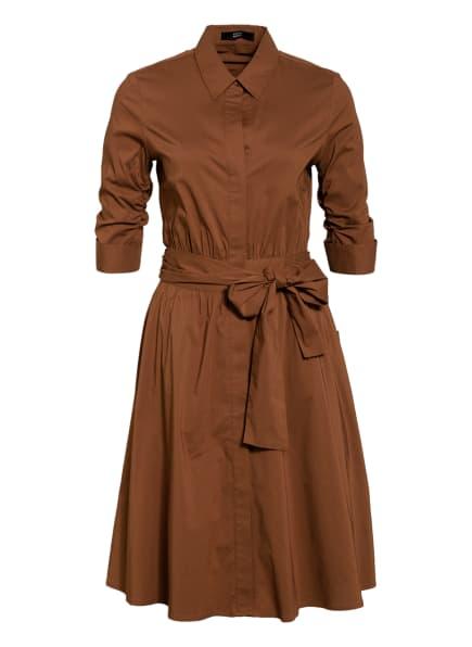 STEFFEN SCHRAUT Hemdblusenkleid, Farbe: BRAUN (Bild 1)
