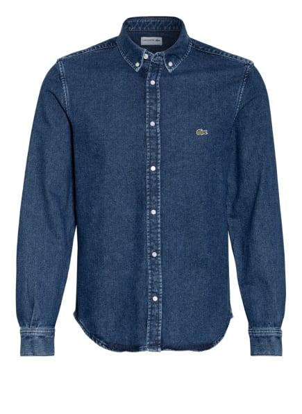 LACOSTE Jeanshemd Regular Fit, Farbe: BLAU (Bild 1)