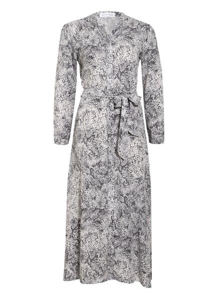 bella dahl Kleid mit 3/4-Arm , Farbe: WEISS/ SCHWARZ (Bild 1)