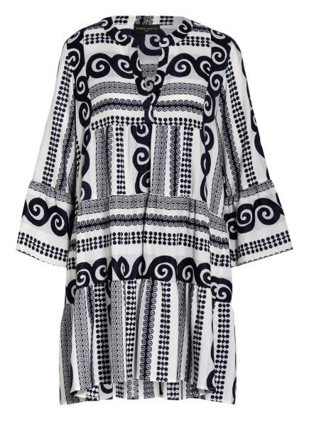 VALÉRIE KHALFON Kleid ORSON, Farbe: WEISS/ BLAU (Bild 1)