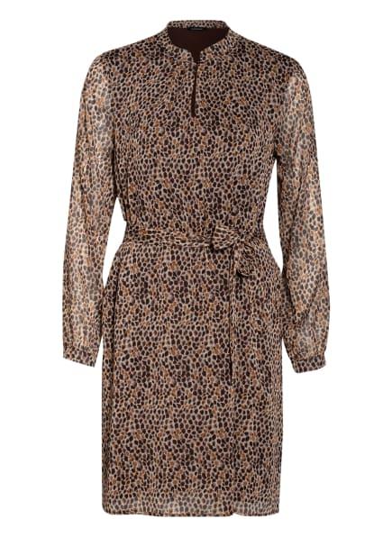 MORE & MORE Kleid , Farbe: SCHWARZ/ BRAUN/ COGNAC (Bild 1)