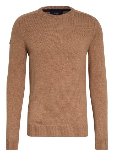 Superdry Pullover, Farbe: CAMEL (Bild 1)