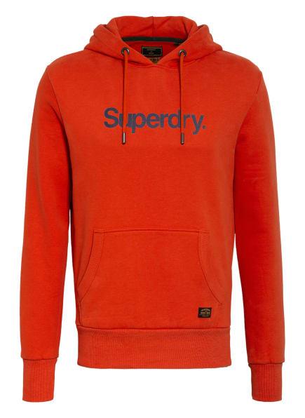Superdry Hoodie, Farbe: ORANGE (Bild 1)