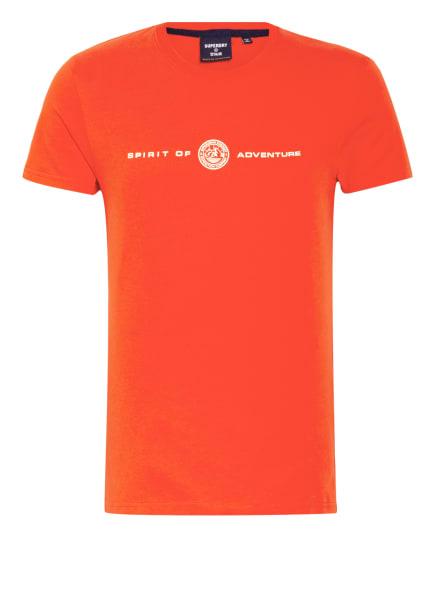 Superdry T-Shirt EVEREST , Farbe: ORANGE (Bild 1)