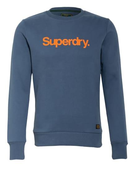 Superdry Sweatshirt, Farbe: BLAUGRAU (Bild 1)