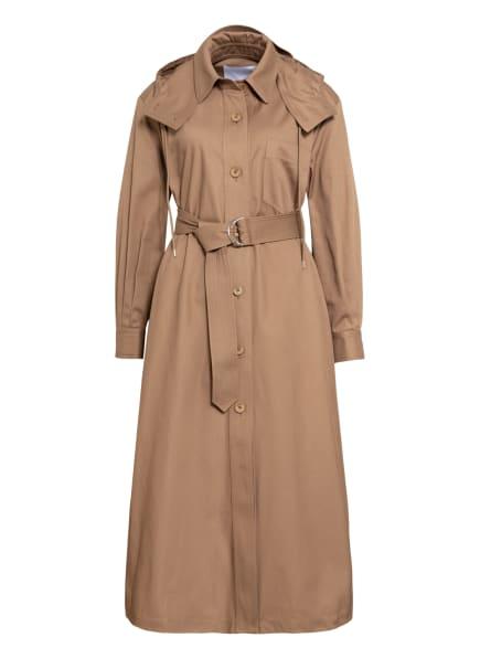 KENZO Trenchcoat, Farbe: HELLBRAUN (Bild 1)