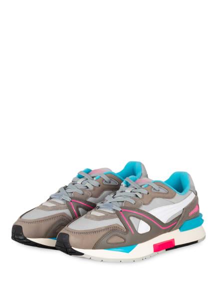 PUMA Sneaker MIRAGE MOX, Farbe: MINT/ GRAU/ WEISS (Bild 1)