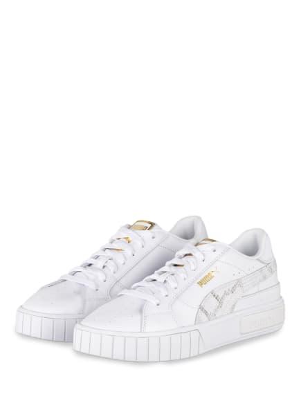 PUMA Sneaker CALI SNAKE, Farbe: WEISS (Bild 1)