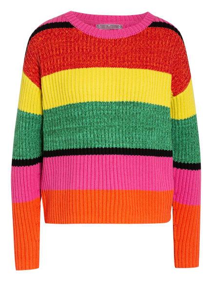 LIEBLINGSSTÜCK Pullover , Farbe: PINK/ GELB/ GRÜN (Bild 1)