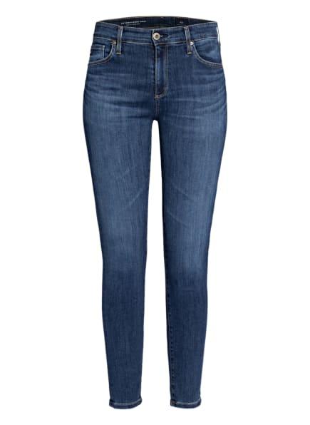 AG Jeans Skinny Jeans FARRAH , Farbe: MMTY MID BLUE (Bild 1)