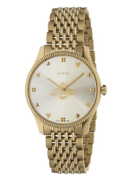GUCCI Armbanduhr G-TIMELESS, Farbe: GOLD (Bild 1)