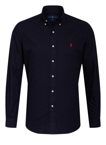 POLO RALPH LAUREN Hemd Custom Fit, Farbe: DUNKELBLAU (Bild 1)