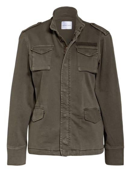 ANINE BING Fieldjacket, Farbe: GRÜN (Bild 1)