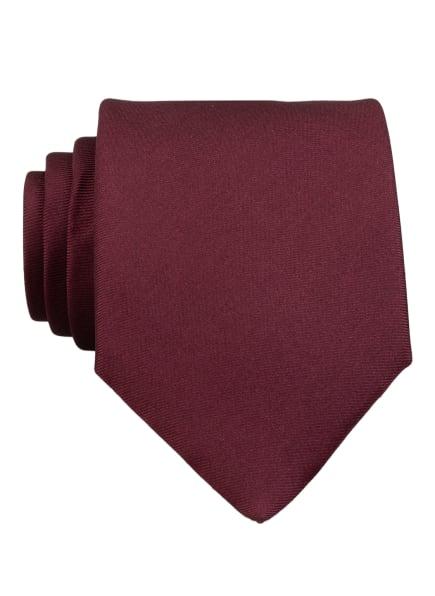 REISS Krawatte AIDEN, Farbe: DUNKELROT (Bild 1)