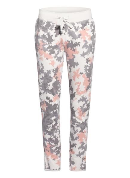 Juvia Sweatpants, Farbe: CREME/ LACHS/ GRAU (Bild 1)