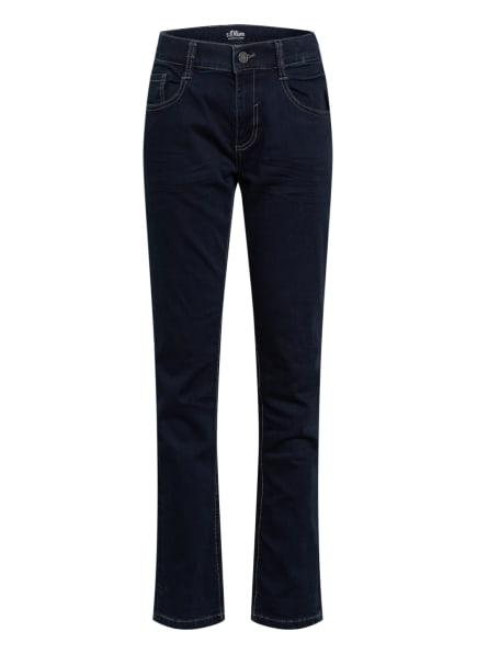 s.Oliver RED Jeans, Farbe: DUNKELBLAU (Bild 1)