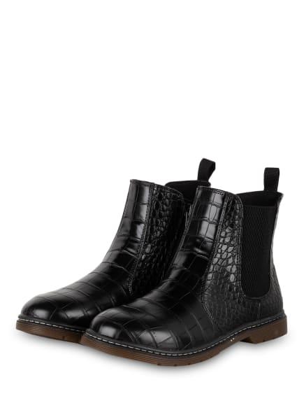 COLORS OF CALIFORNIA Chelsea-Boots , Farbe: SCHWARZ (Bild 1)