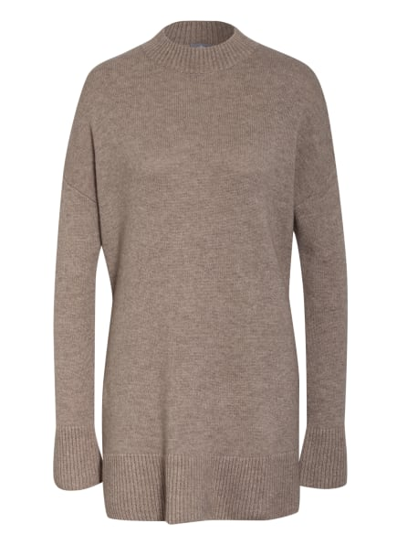 FTC CASHMERE Cashmere-Pullover, Farbe: BEIGE (Bild 1)