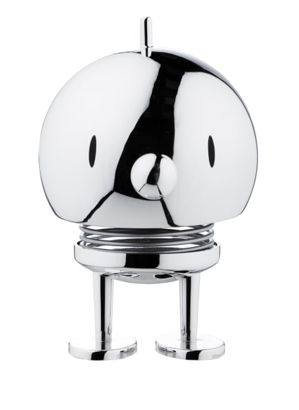 Hoptimist Dekofigur BUMBLE MEDIUM , Farbe: SILBER (Bild 1)