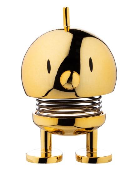 Hoptimist Dekofigur BUMBLE SMALL, Farbe: GOLD (Bild 1)