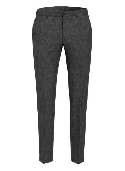 BOSS Anzughose BEN Slim Fit, Farbe: DUNKELGRAU/ WEISS (Bild 1)