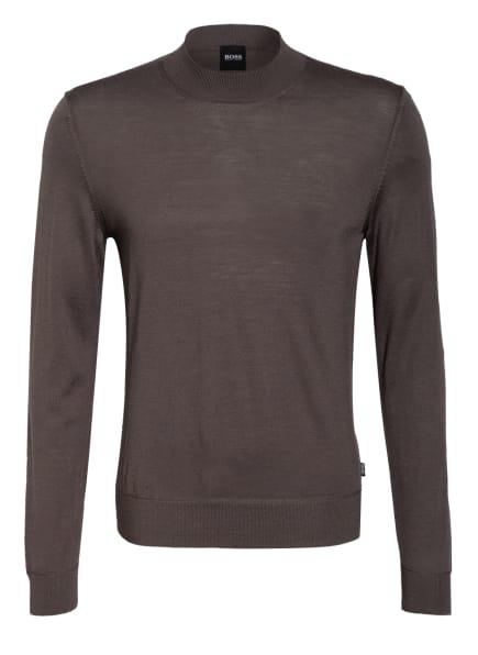 BOSS Pullover DILUCA, Farbe: DUNKELGRAU (Bild 1)