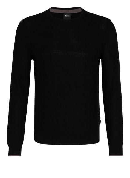 BOSS Pullover DACOMO, Farbe: SCHWARZ (Bild 1)