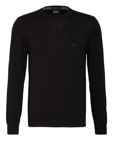 BOSS Pullover PACAS, Farbe: SCHWARZ (Bild 1)